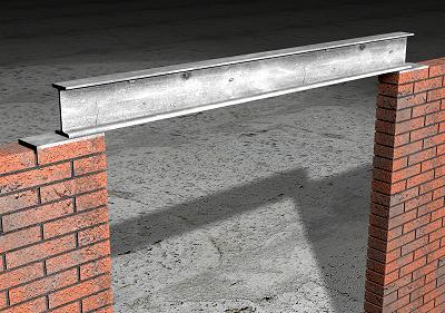 Precio en espa a de m de cargadero de perfil laminado for Perfiles de hierro galvanizado precio