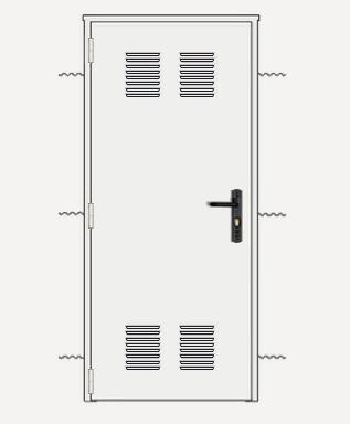 Puertas chapa galvanizada precios materiales de - Puerta chapa galvanizada ...