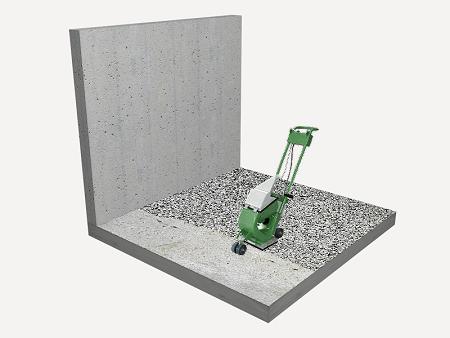 Precio en espa a de m de granallado mec nico de suelo de hormig n generador - Traitement dalle beton exterieur ...