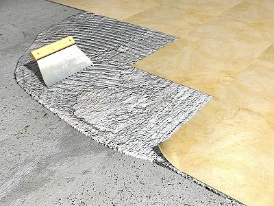 Precio en espa a de m de pavimento de lin leo en losetas for Loseta vinilica adhesiva pared