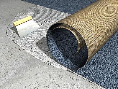 Precio en espa a de m de pavimento flexible textil - Linoleo suelo precio ...