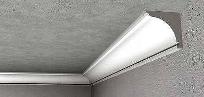 Precio en espa a de m de moldura de escayola para for Techo de escayola decoracion simple