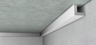 Precio en espa a de m de oscuro de escayola para for Techo de escayola decoracion simple