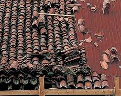 Precio en espa a de m de desmontaje de cobertura de tejas - Precio de tejas ...