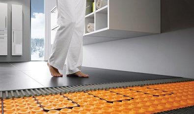 Precio en espa a de m de sistema de calefacci n por suelo radiante el ctrico generador de - Pavimento para suelo radiante ...