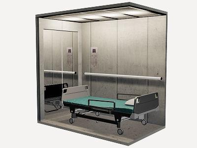 Precio en espa a de ud de ascensor montacamas generador for Precio ascensor hidraulico 3 paradas