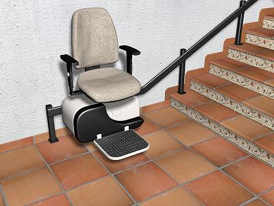 Precio en espa a de ud de silla salvaescaleras generador for Sillas ascensores para escaleras precios