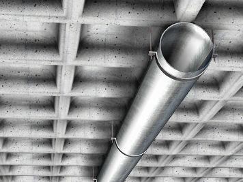 Precio en España de m² de Conducto de ventilación de sección