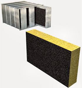 Precio en espa a de m de aislamiento para silenciador de - Precio lana mineral ...