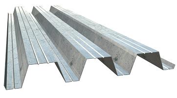 Precio en espa a de m de cubierta plana no transitable for Perfiles de hierro galvanizado precio