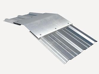 Precio en espa a de m de remates para cubiertas de paneles - Cubierta chapa galvanizada ...