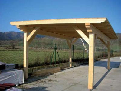 Precio en espa a de ud de p rgola de madera generador de for Pergolas de madera precios